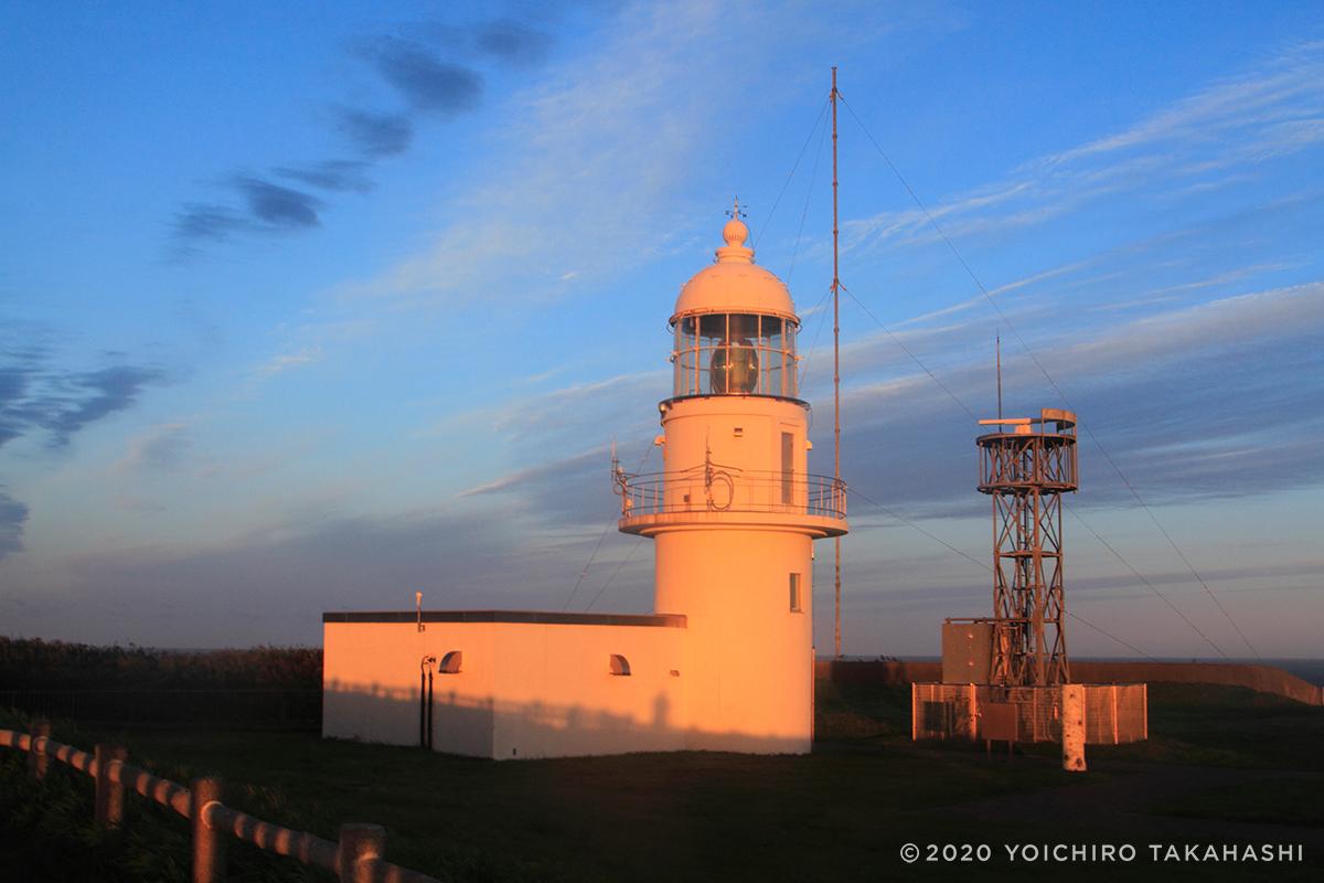 襟裳岬(えりもみさき)灯台