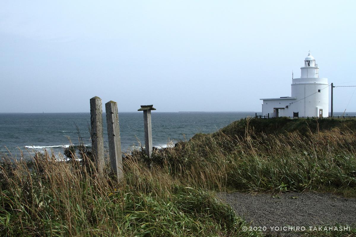 納沙布岬(のさっぷみさき)灯台
