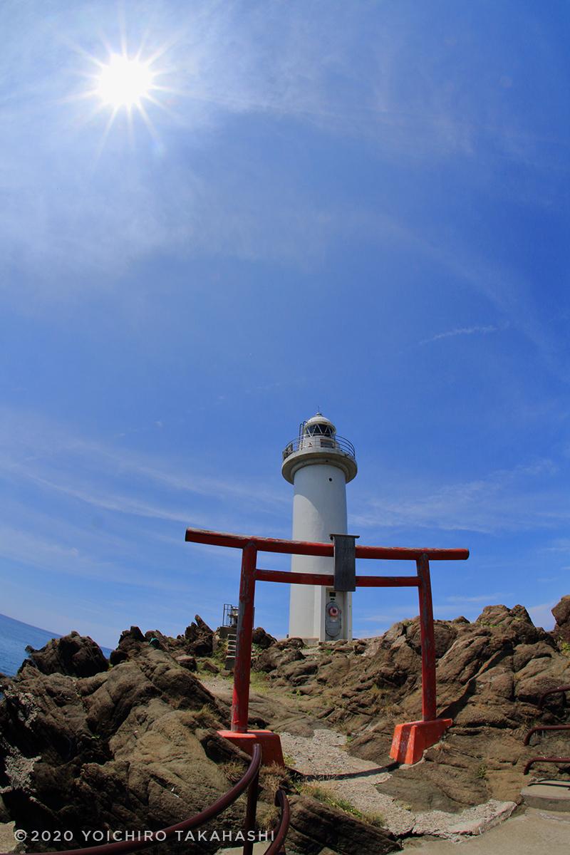 鼠ヶ関(ねずがせき)灯台