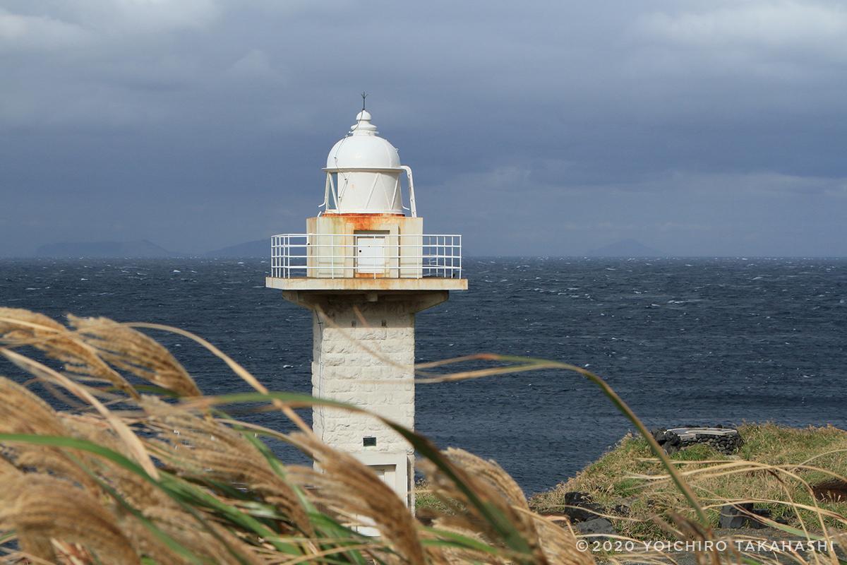 伊豆岬(いずみさき)灯台