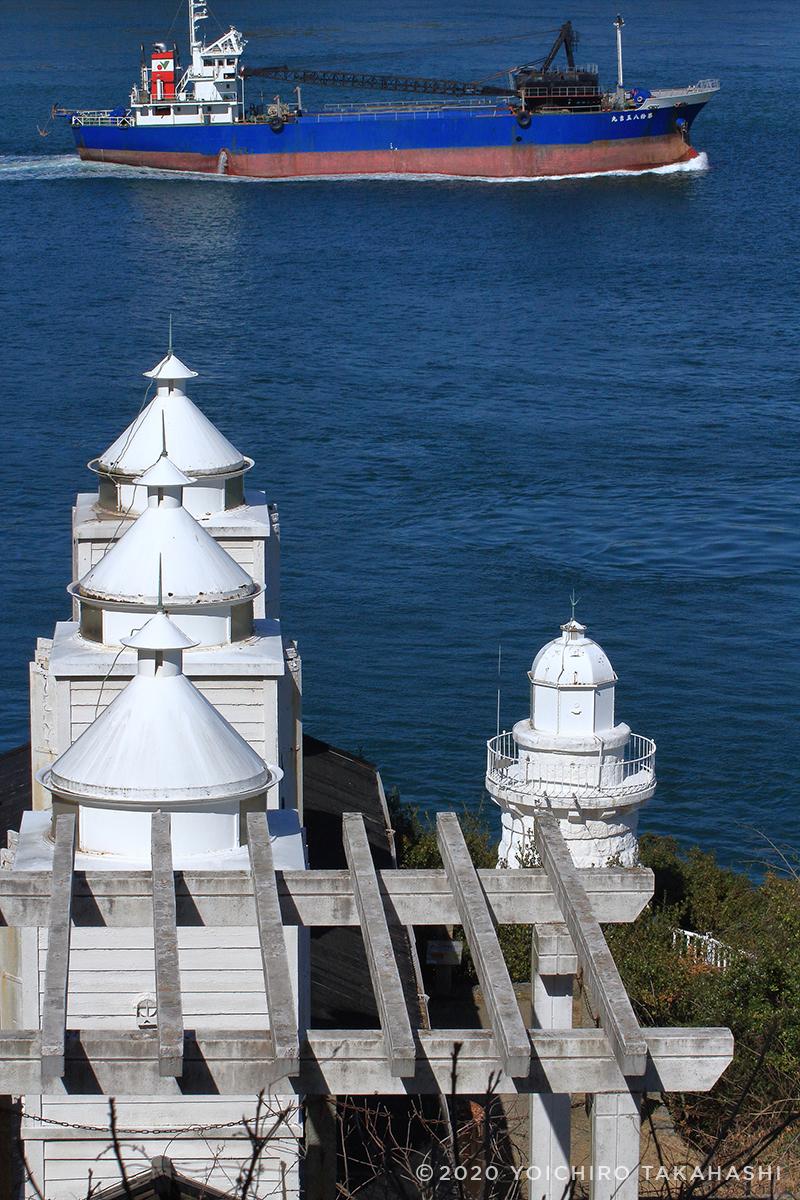 大浜埼(おおはまさき)灯台
