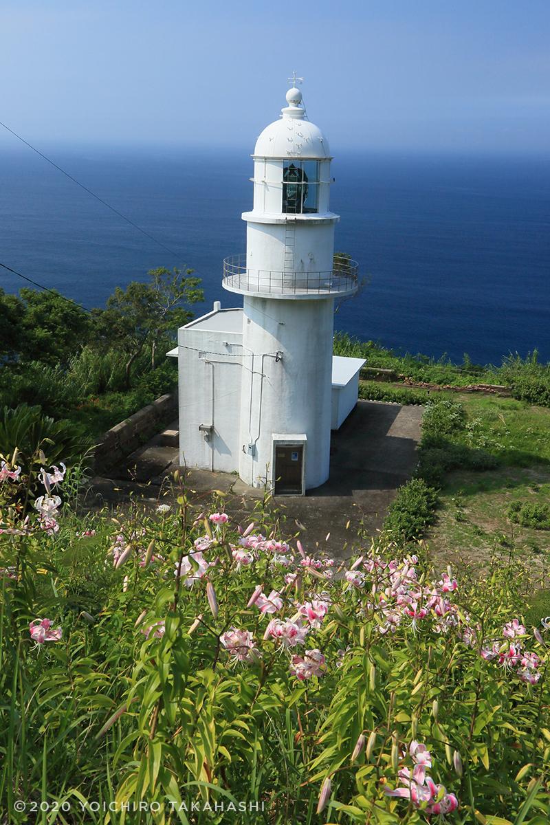 釣掛埼(つりかけさき)灯台