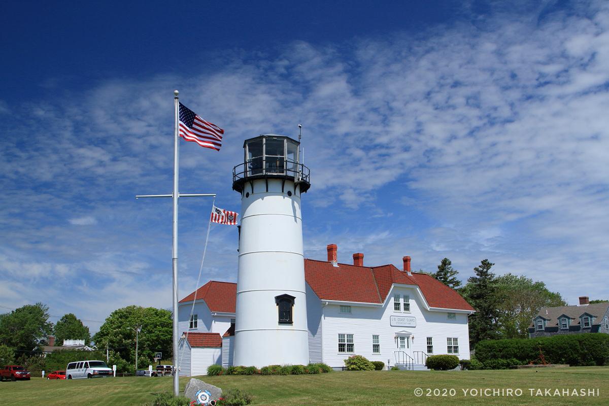 チャサム(Chatham) 灯台