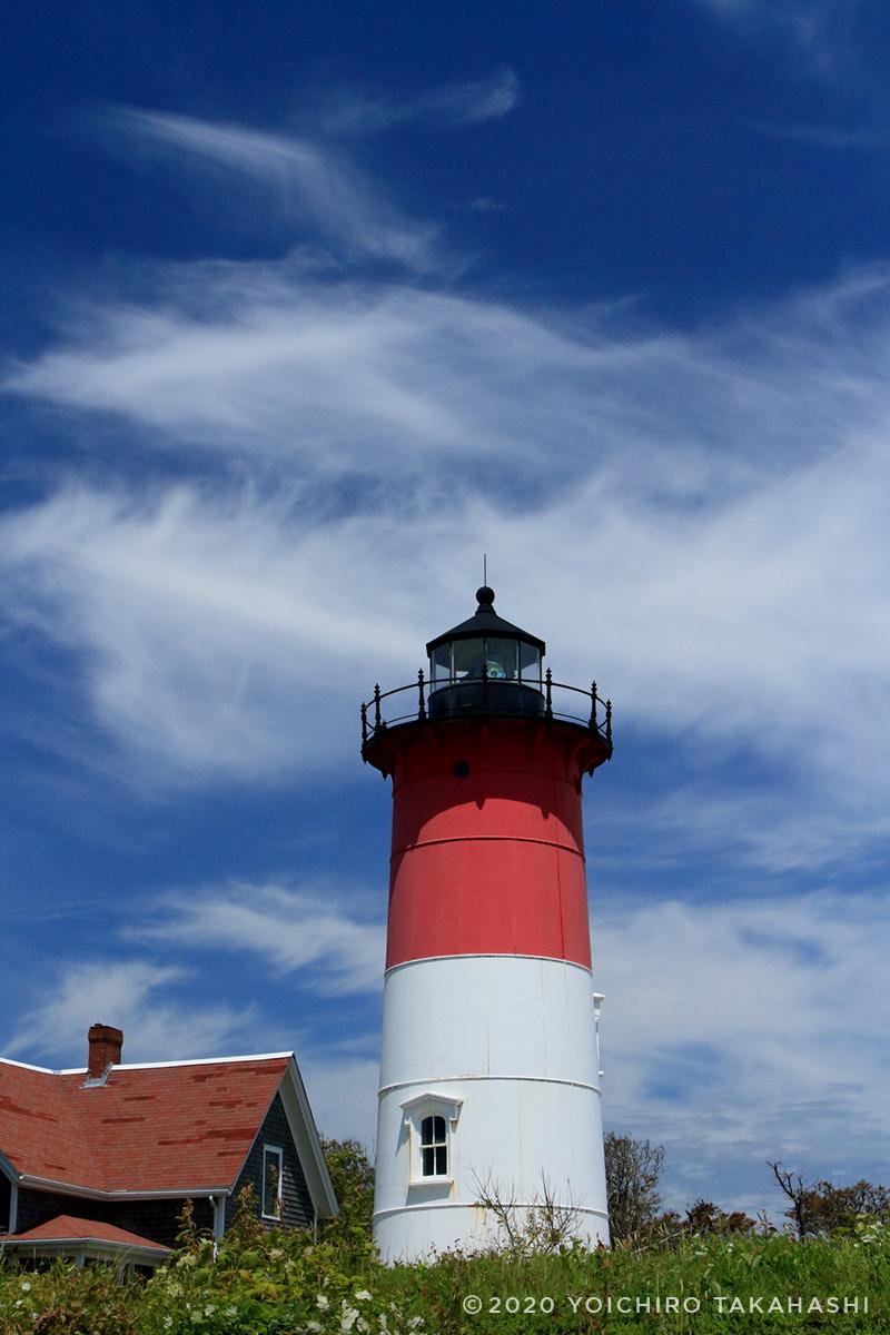 ノーセット(Nauset)灯台