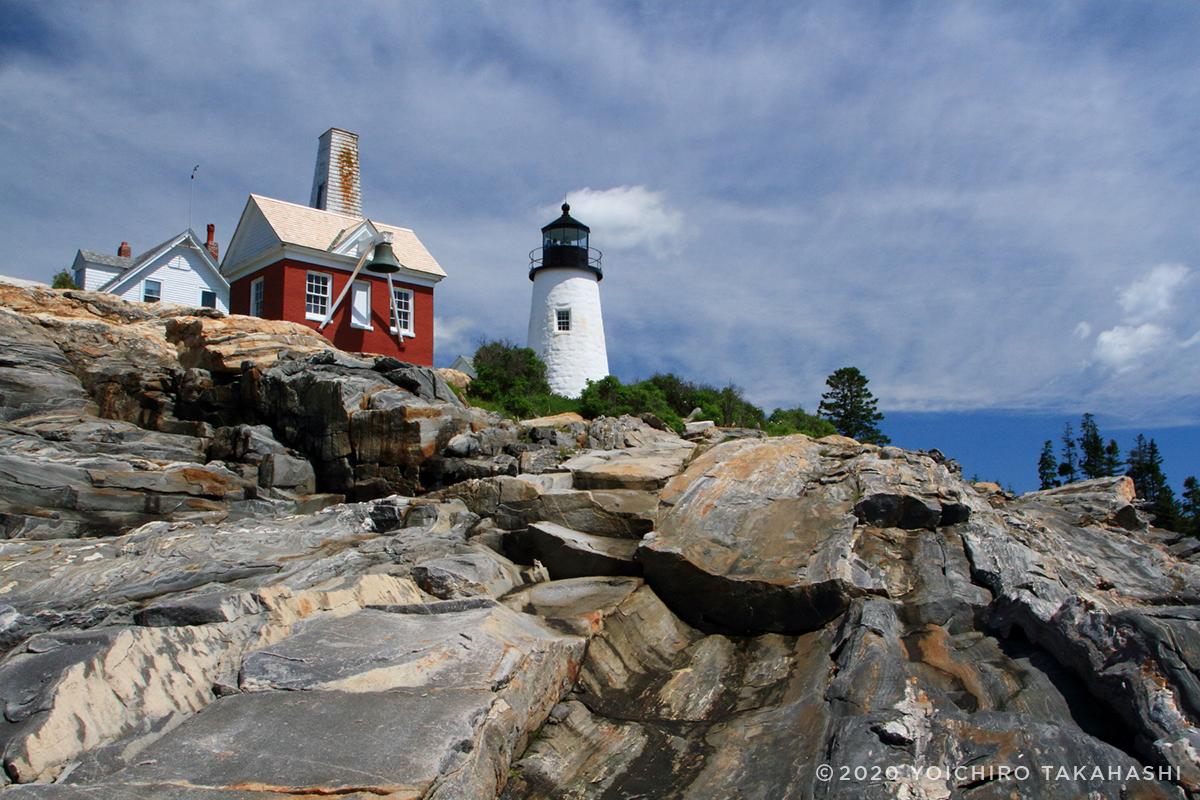 ペマキッド(Pemaquid Point)灯台
