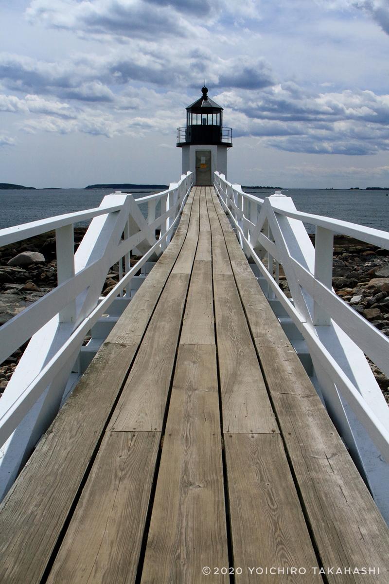 マーシャルポイント(Marshall Point) 灯台