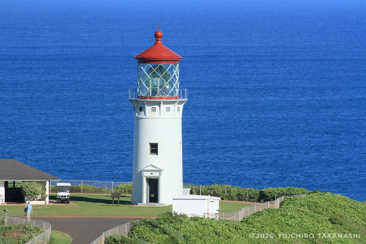 カウアイ島キラウエア灯台