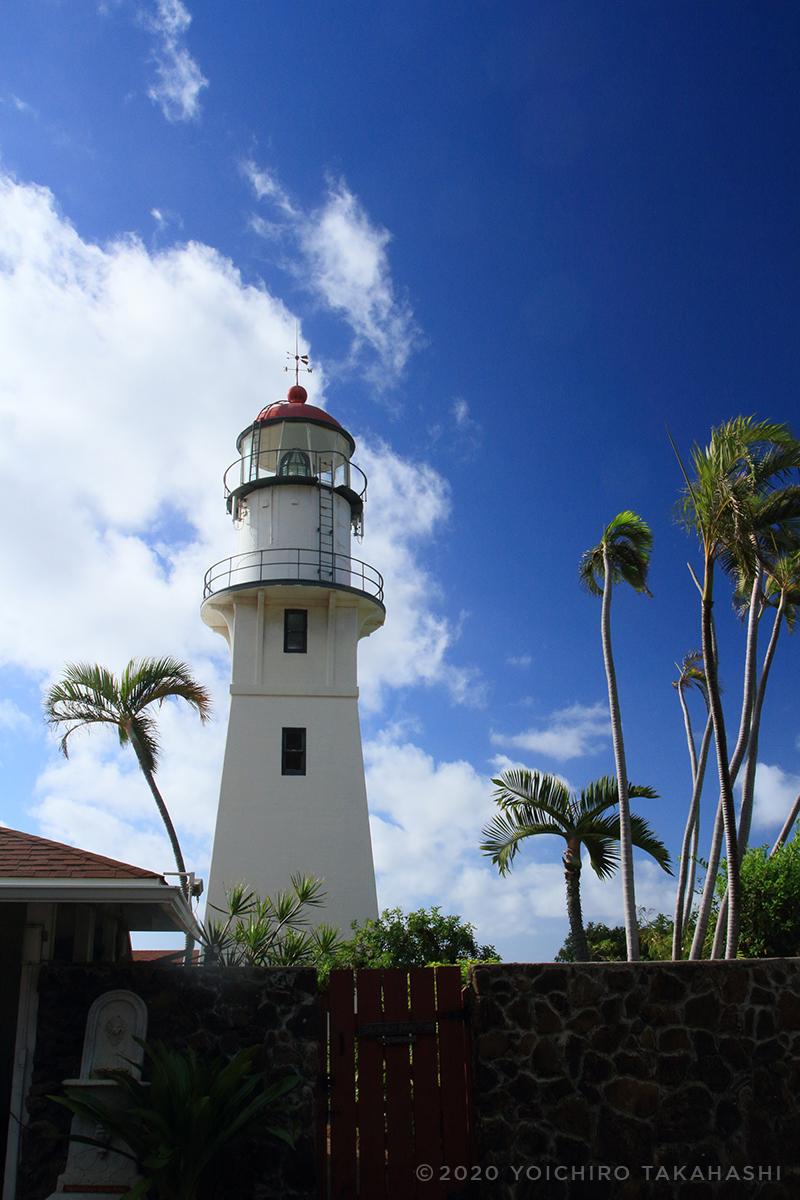 マウイ島ダイアモンドヘッド灯台
