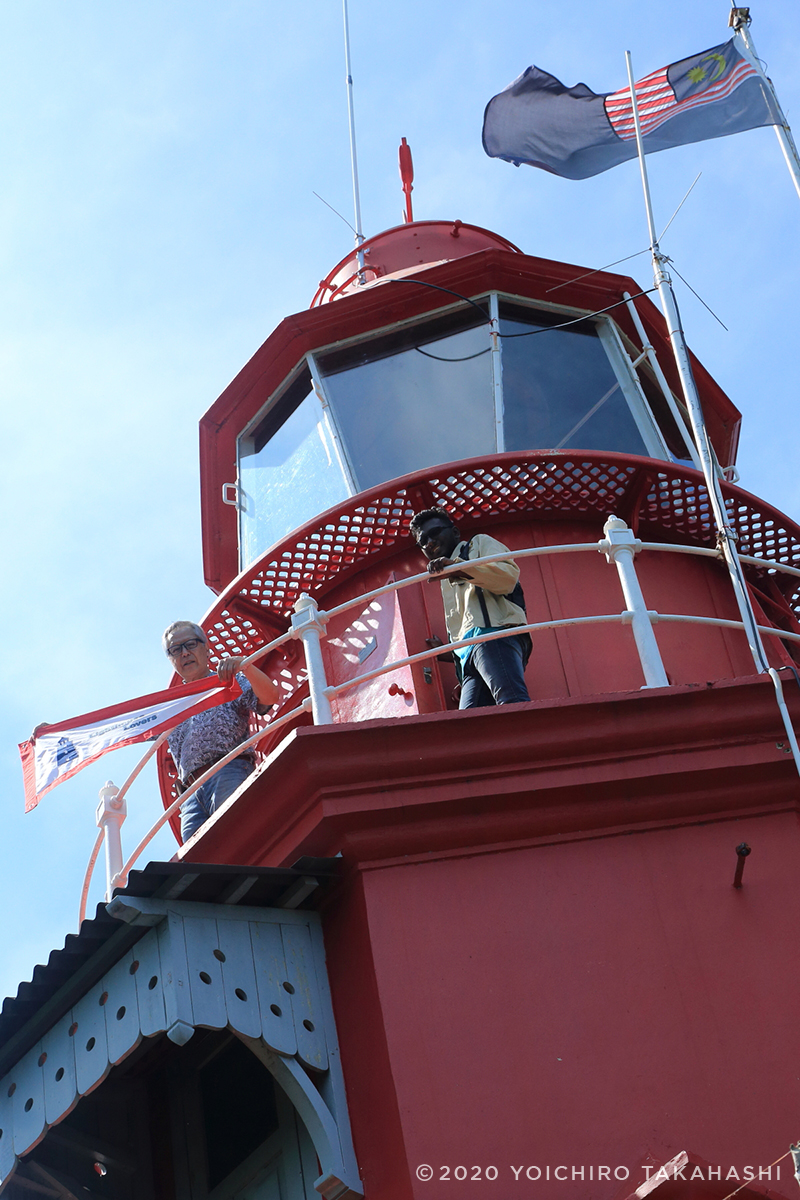 Undan Island(アンダン島)灯台